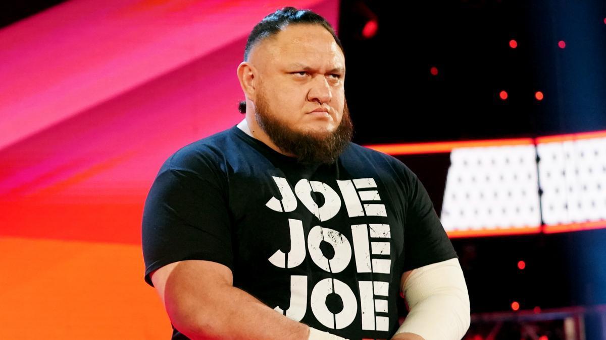Samoa Joe está perto de atingir marca negativa na WWE