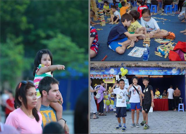 Trung thu tại khu đô thị Ciputra Hà Nội