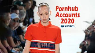 Free Pornhub Premium Accounts & Passwords 2020
