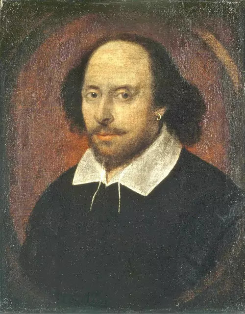 William Shakespeare's biography, information, and life story for students