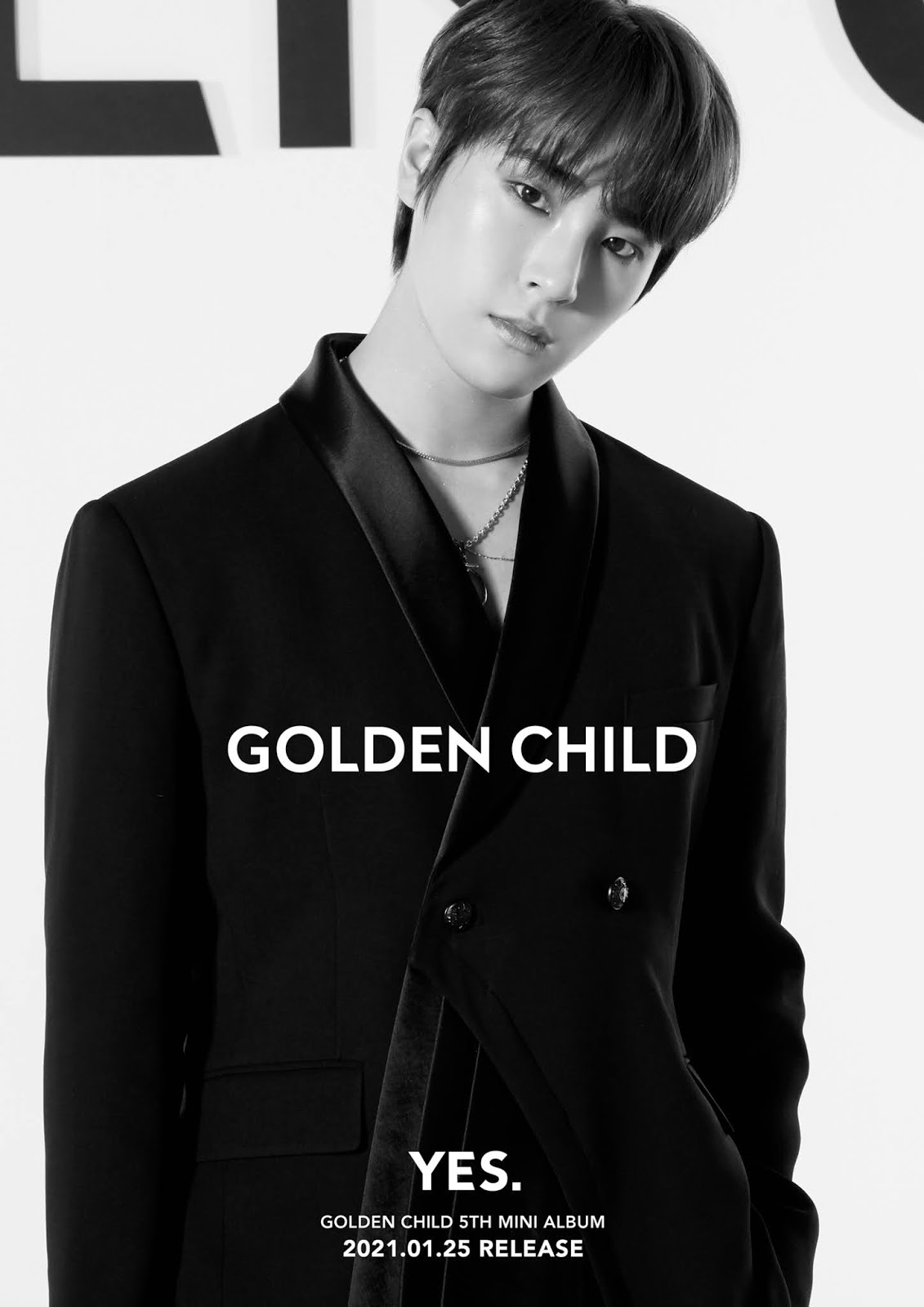 golden child yes comeback seungmin
