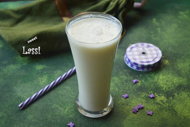 Punjabi Sweet Lassi Recipe | Sweet Lassi | How to make Lassi Perfectly