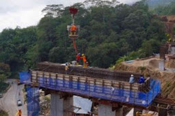 Dukung Pariwisata, Kementerian PUPR Bangun Jalan Pintas Mengwitani-Singaraja