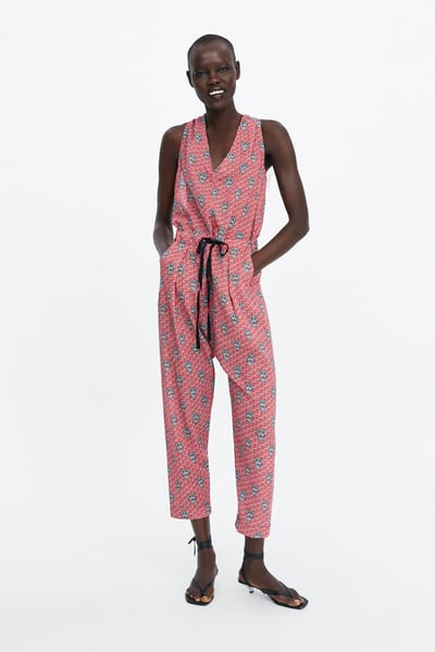 tuta elisabetta franchi jumpsuit tendenza jumpsuit estate 2019 100 anni della tuta 100 anni della jumpsuit jumpsuit trend mariafelicia magno fashion blogger colorblock by felym fashion blogger italiane fashion bloggers italy summer 2019 trend