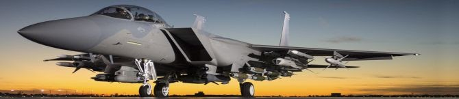 Bangalore Based Dynamatic Technologies To Manufacture Aerostructures Assemblies For Boeing's F-15Ex Eagle-II Fighter Jet