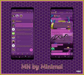 Headphone Theme For YOWhatsApp & Fouad WhatsApp By Minimal