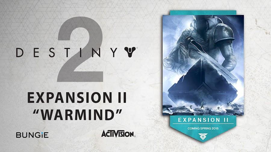 bungie destiny 2 warmind expansion