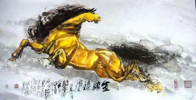 oleos-caballos