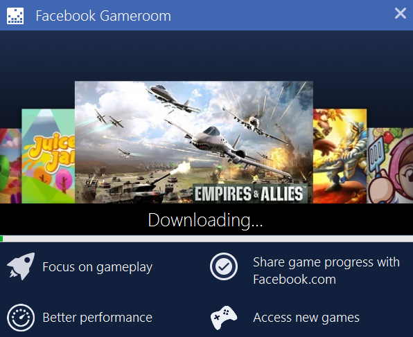 facebook gameroom download for android