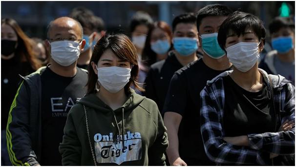 Coronavirus-hit Chinese