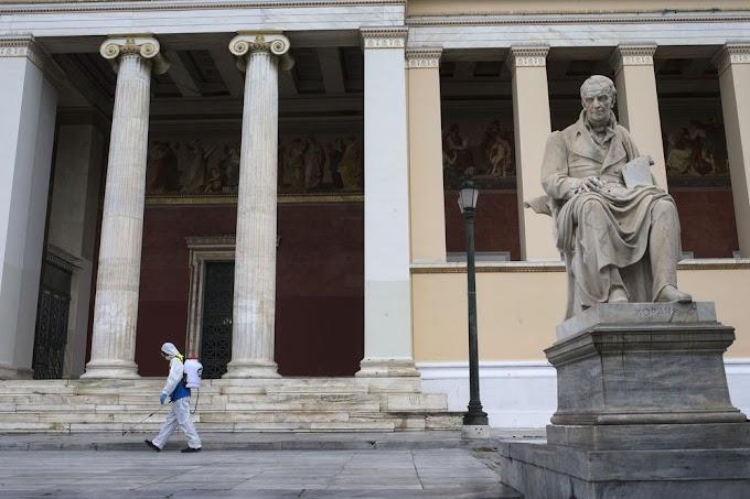 A görögök nem kifele jönnek, hanem inkább befele mennek a járványba