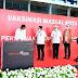 Presiden Jokowi Resmikan RSUP dr J Leimena di Ambon dan Saksikan Vaksinasi