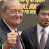 Manny Pacquiao to run for President of the Philippines in 2022 - Bob Arum