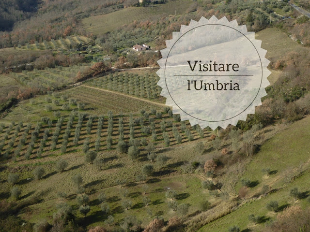Visitare l'Umbria tra borghi, degustazioni e artigianato
