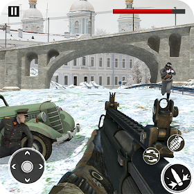 Download MOD American World War Fps Shooter Free Shooting Games Latest Version