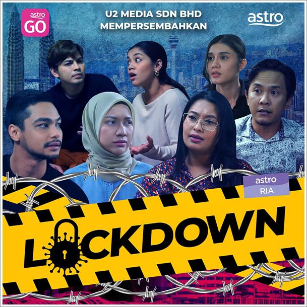Drama Sinopsis   Lockdown Astro Ria (2021)