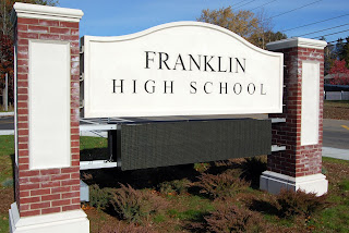 Franklin Public Schools: FHS Principal Announcement