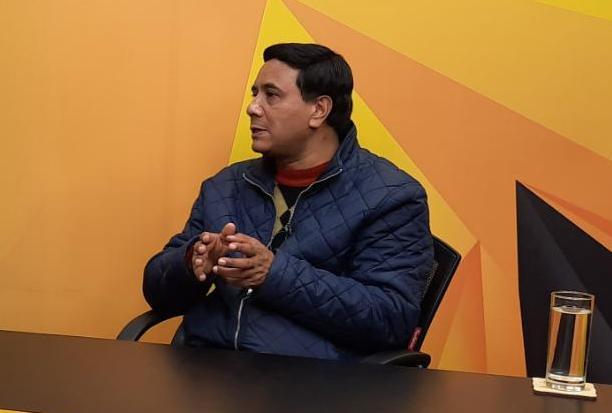 CPM leader Saman Pathak
