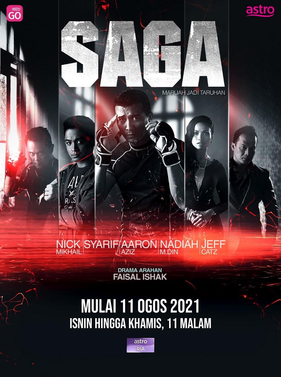 Saga astro