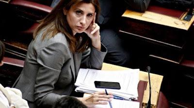 Την αποπομπή της Νίνας Κασιμάτη ζητά η ΝΔ για το «μπάτσοι-γουρούνια-δολοφόνοι»