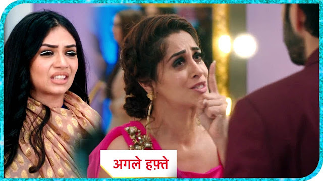 SHOCKER! Not Pari but Pooja suffers wardrobe malfunction in Kahaan Hum Kahaan Tum