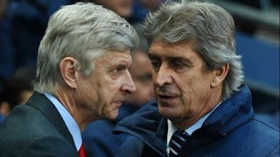Harapan Juara Arsenal & Manchester City Resmi Tertutup