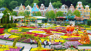 Everland Theme Park - Salika Travel - Korea Group Series Feb-Mar 2018