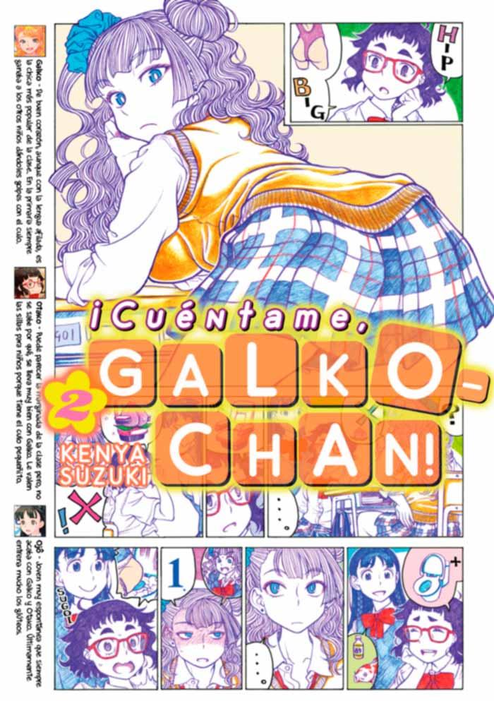 ¡Cuéntame, Galko-chan! #2 - Fandogamia