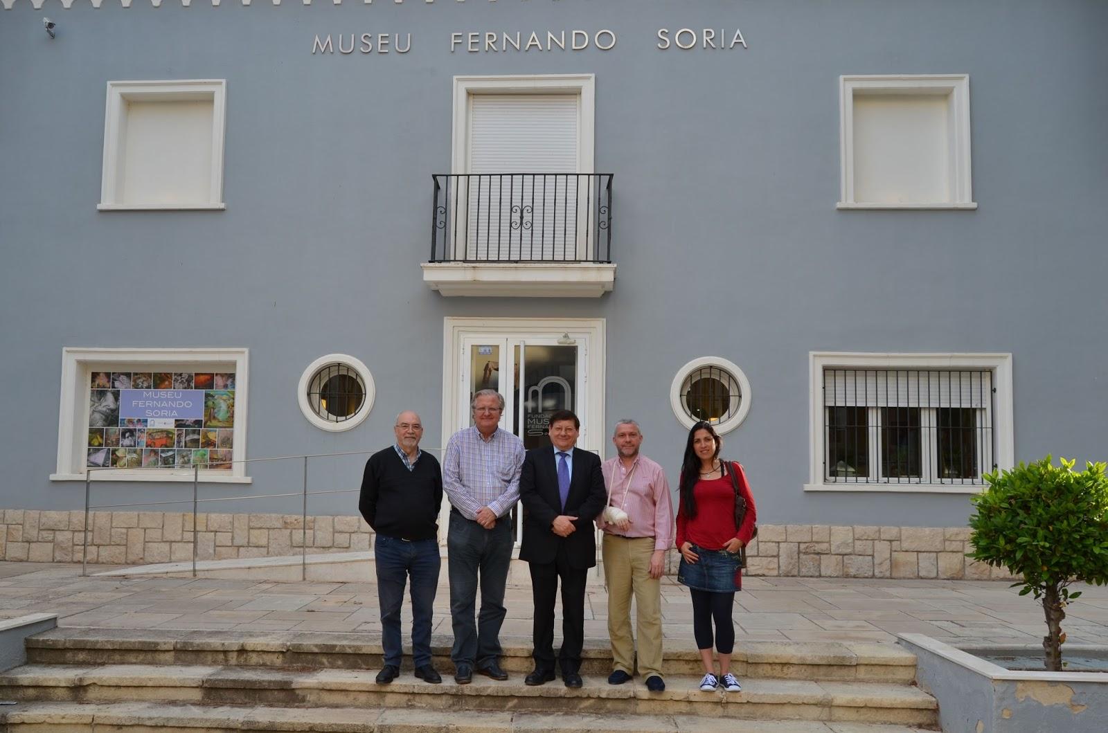Asociaci n de artistas alicantinos nuestro compa ero for Fernando porras arquitecto