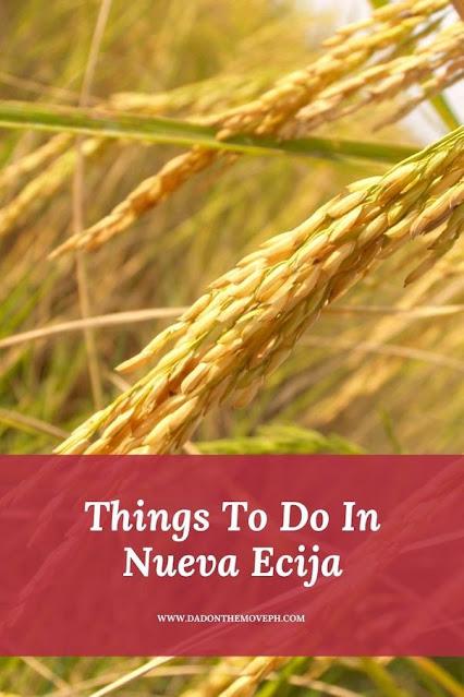 Top places to visit in Nueva Ecija