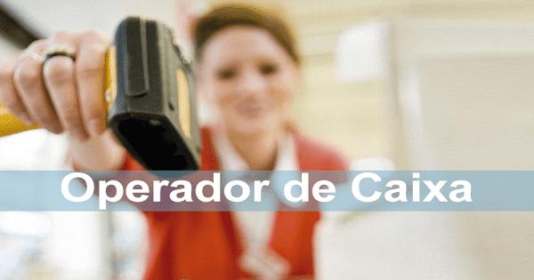 Loja contrata Operadora de Caixa Sem Experiência no Rio de Janeiro