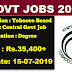 Tobacco Board Recruitment 2019 - Apply Now 41 Vacancies Field Officers and Accountant Posts - Click Here for Online Apply @tobaccoboard.com
