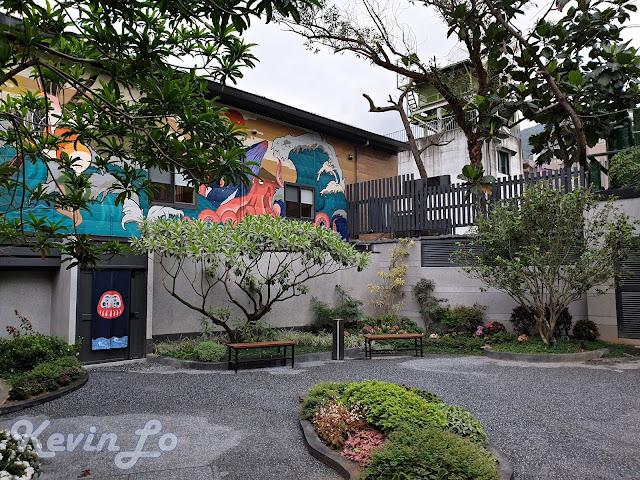 東旅湯宿溫泉飯店-風華漾館牆上畫作