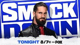 Ver Repetición y Resultados de Wwe SmackDown 17 de Septiembre 2021 En Español Online