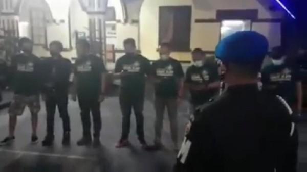 Anggota Klub Harley Tersangka Pengeroyokan Prajurit TNI Jadi 4 Orang