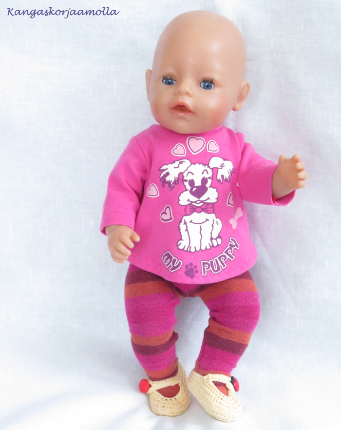 Ompele Baby Bornille