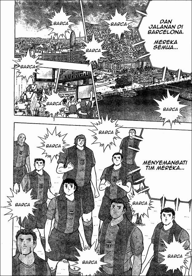 Captain Tsubasa – Rising Sun Chapter 01-11