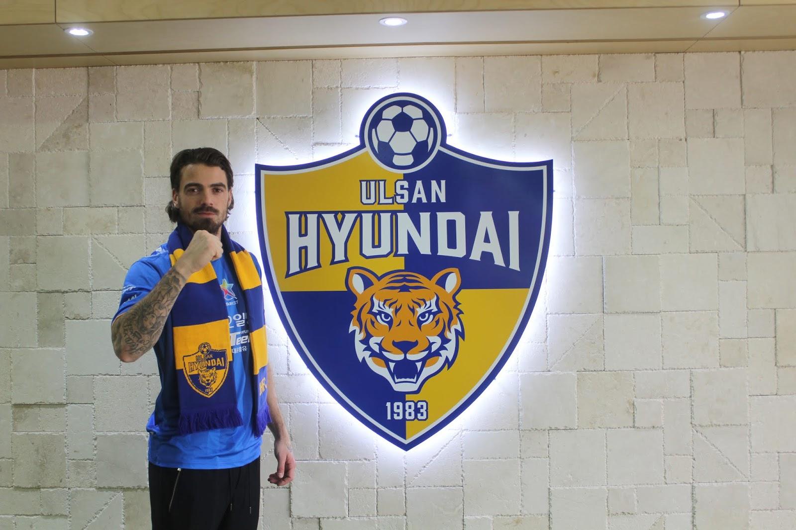 Transfer Profile: Ulsan Hyundai Defender Dave Bulthuis