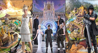 Final Fantasy XV Mobile