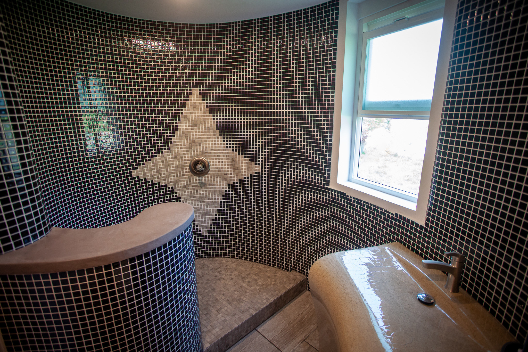 Airbnb Lists the Fibonacci House, the First 3D Concrete Printed Tiny House, Printed by TAM