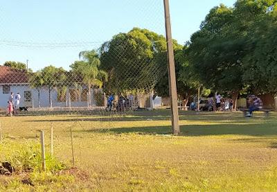 Campos de futebol Pereira Barreto
