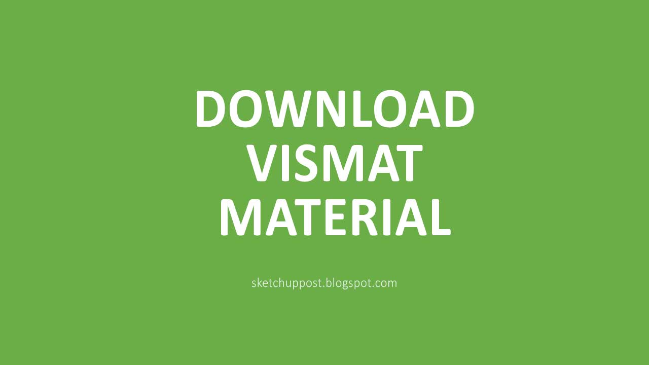Download Vismat Vray Material Collection