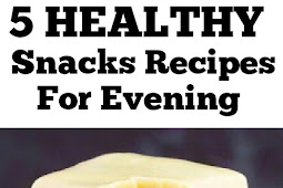 5 Healthy Snacks Recipes for Evening #healthysnacks #snacks #evening #desserts