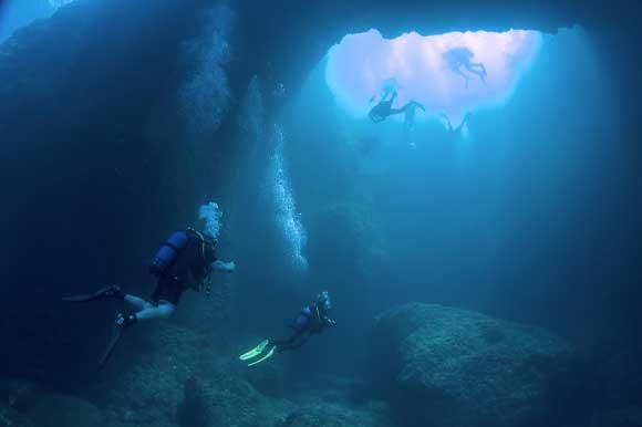 Scuba Diving di Malta