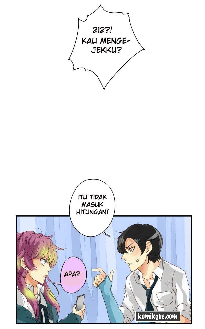 Webtoon UnOrdinary Bahasa Indonesia Chapter 04