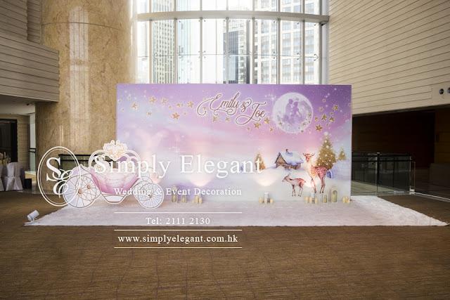 四季酒店,婚宴佈置,Four Seasons Hotel,Wedding Decoration
