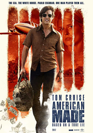 American Made 2017 Full English Movie Download Hd 720p