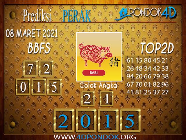 Prediksi Togel PERAK PONDOK4D 08 APRIL 2021