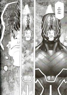 """Reseña de """"Origin"""" vol. 5 de Boichi - Panini Comics"""