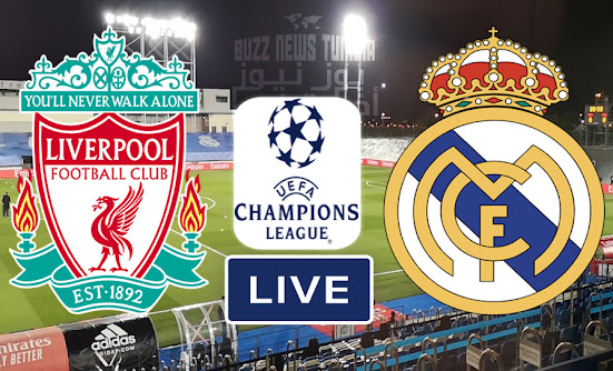 Match Real Madrid vs Liverpool Ucl
